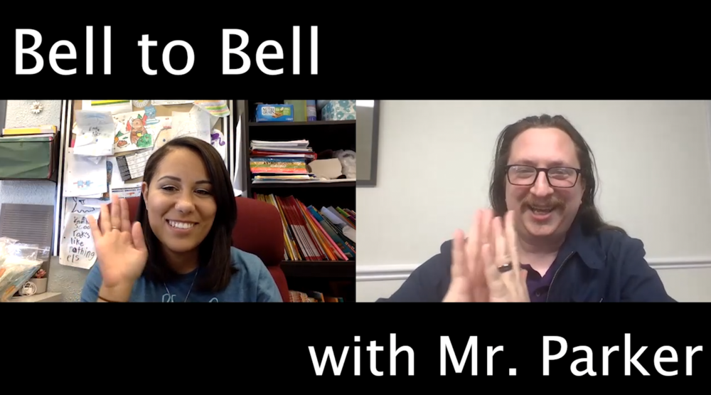 Bell to Bell with Mr. Parker (featuring Brittney Cook)