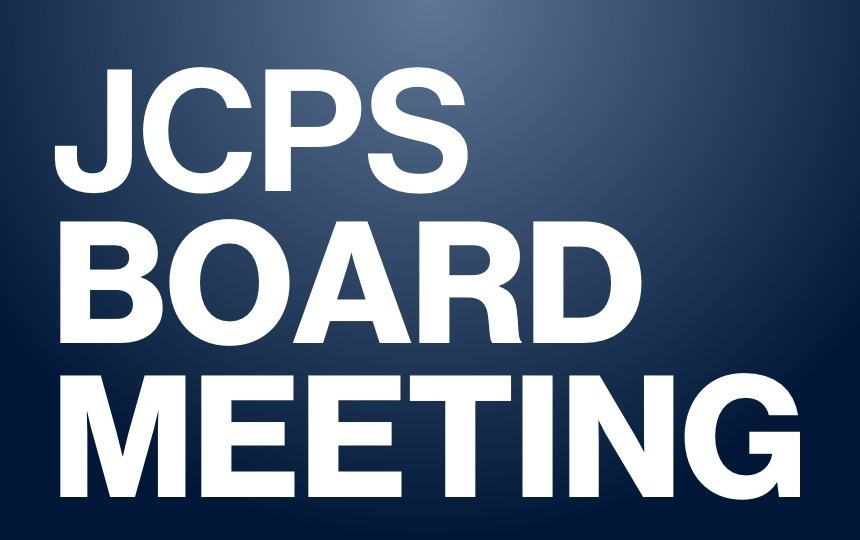 JCPS February Board Meeting