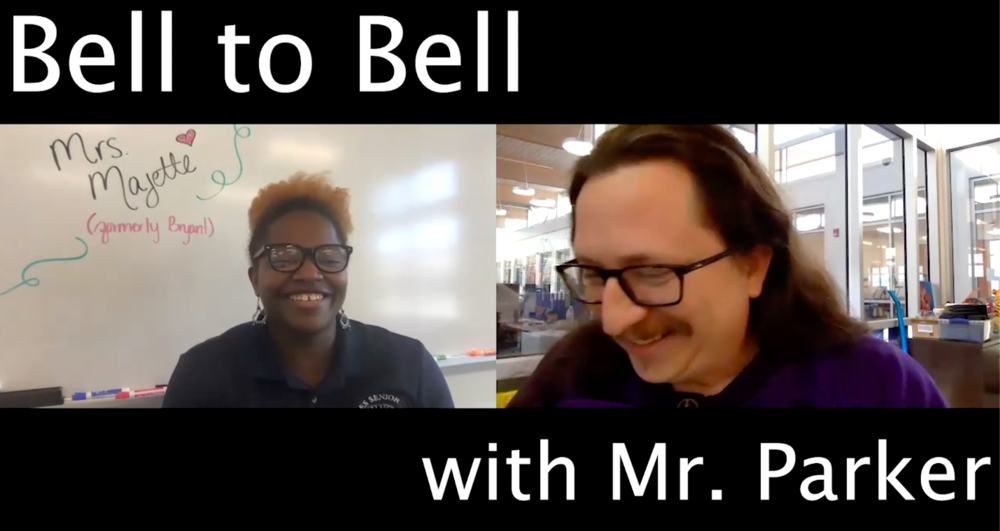 Bell to Bell with Mr. Parker (featuring Tyosha Majette)