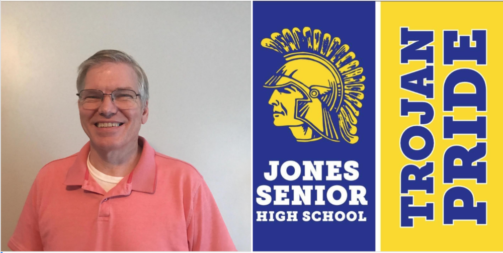 Welcome to JSHS, Mr. Joe Davis - 7th Grade ELA Teacher