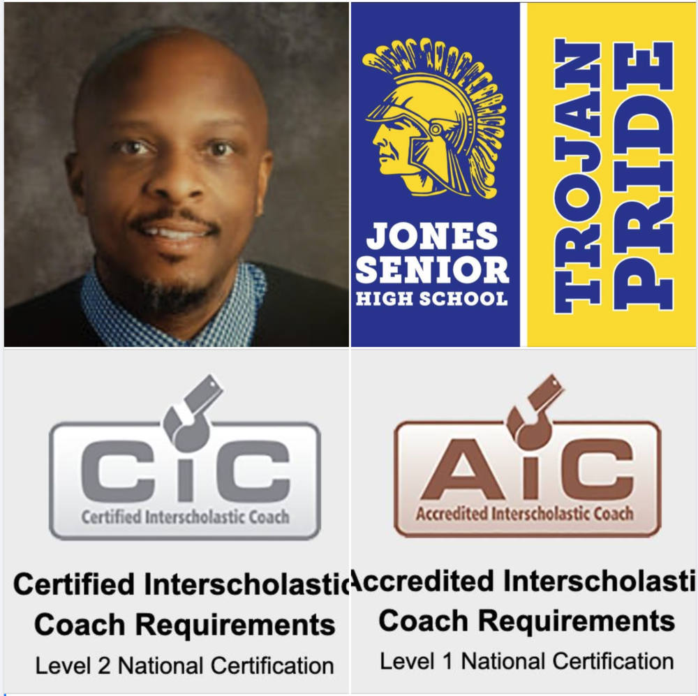 Congratulations Coach Reese Owens - Nationally Certified Coach!!
