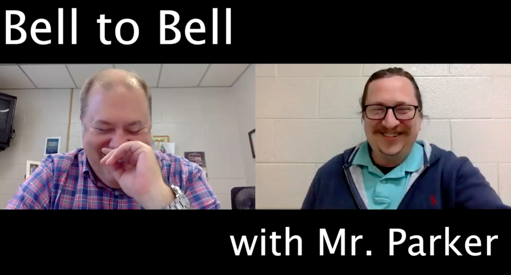 Bell to Bell with Mr. Parker (featuring Steven Howard)