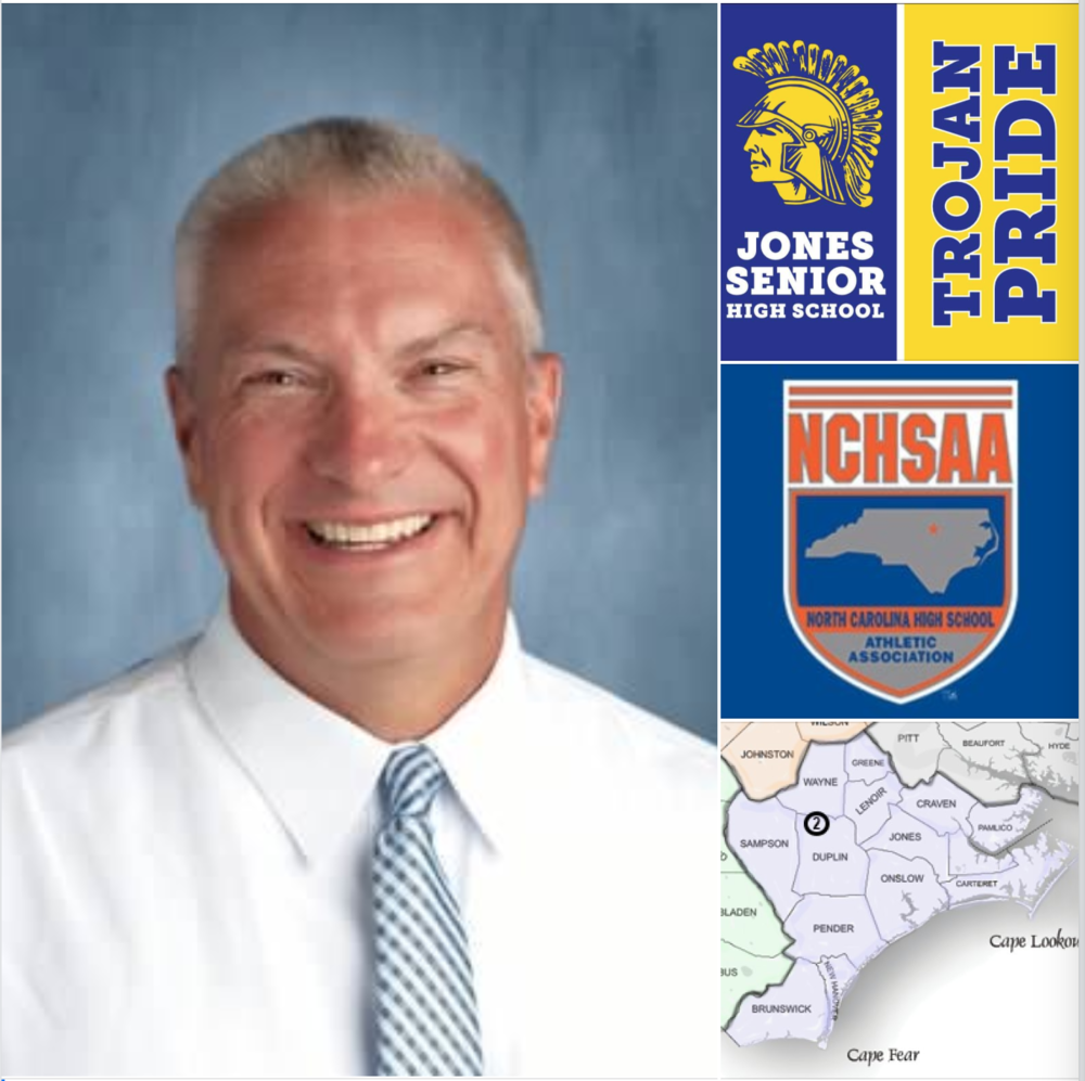 "Congratulations to ""Coach"" Tod Morgan for being appointed to the NCHSAA Board of Directors as a Region 2 Representative!"
