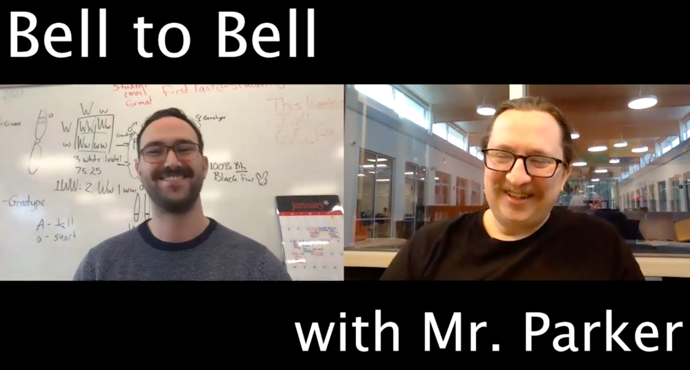 Bell to Bell with Mr. Parker (featuring Peyton Jenkins)