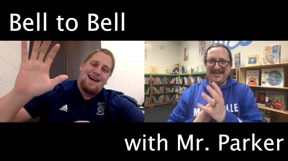 Bell to Bell with Mr. Parker (featuring Stephen Perry)