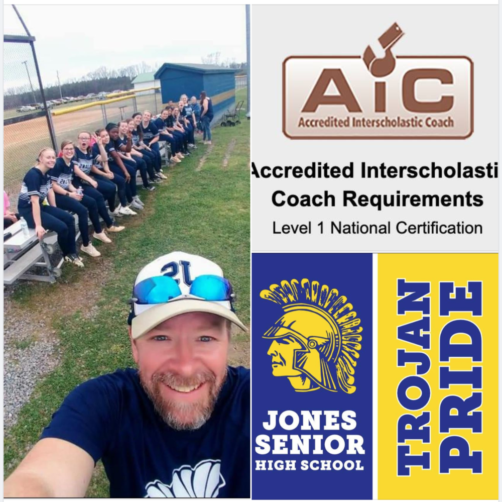 Congratulations Coach Jody Turner - Nationally Certified Coach!!
