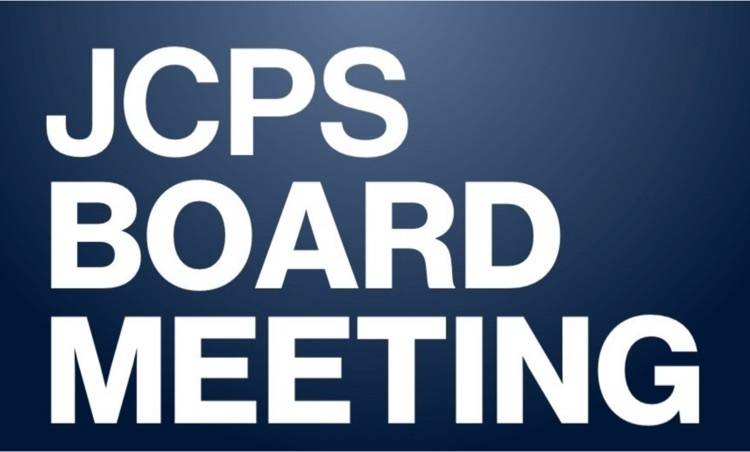 JCPS April Board Meeting