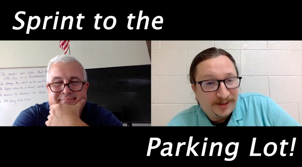 Bell to Bell with Mr. Parker (featuring Thomas Kester)