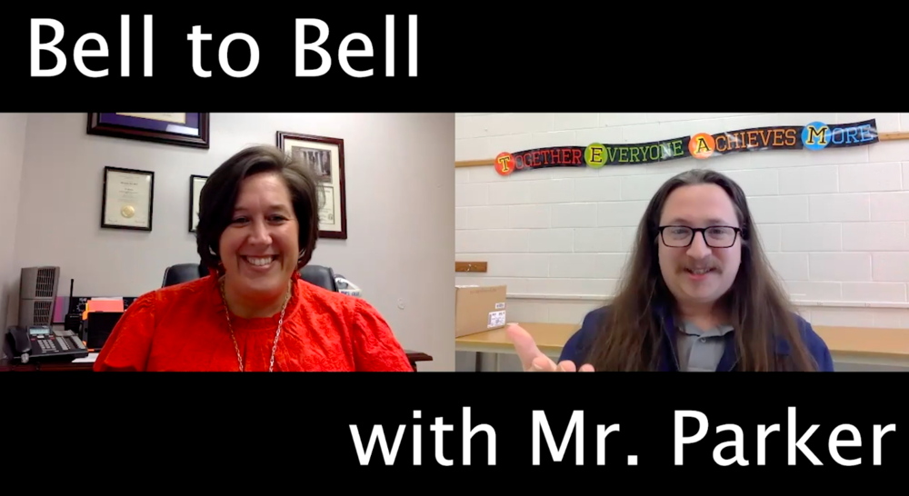 Bell to Bell with Mr. Parker (featuring Mandi Gillis)