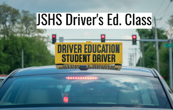 Sign up for Driver's Ed!