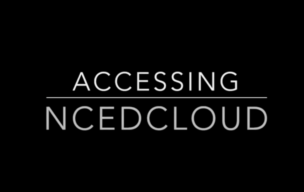 Accessing NCEdCloud on Your iPad