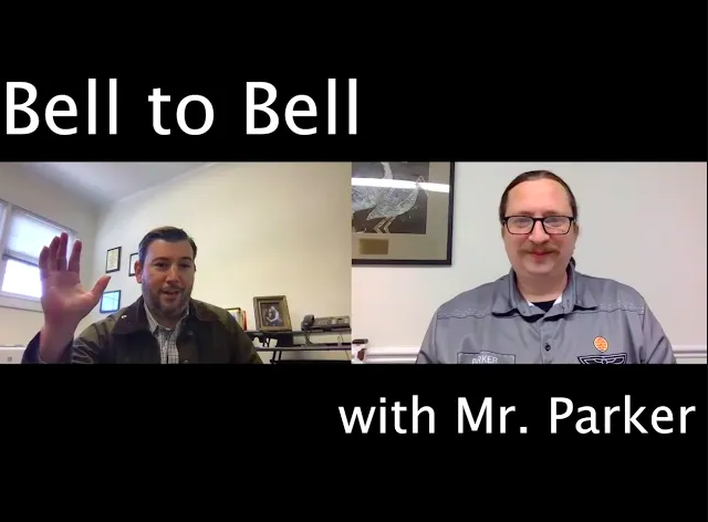 Bell to Bell with Mr. Parker (featuring David Moody)