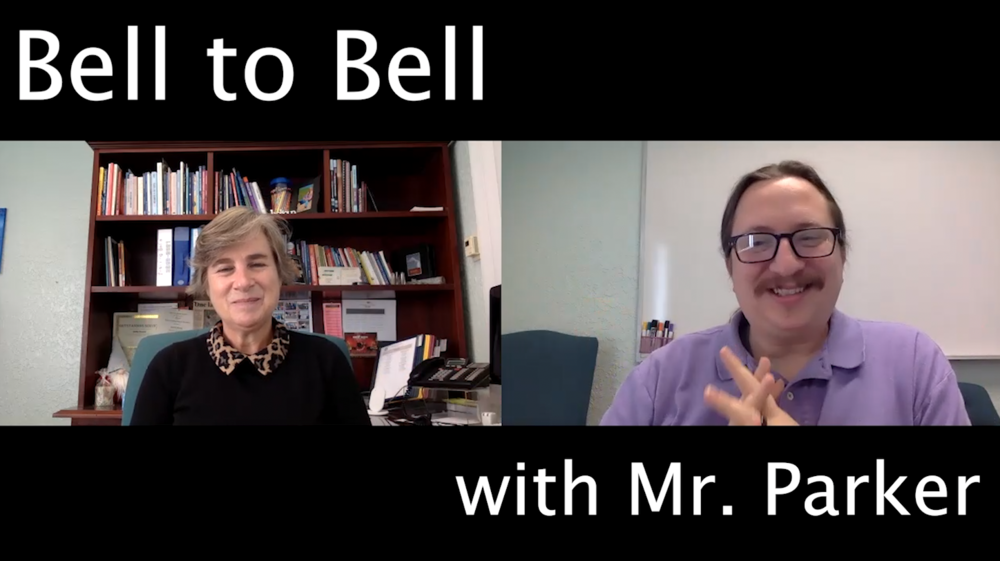 Bell to Bell with Mr. Parker (featuring Stella Downs)