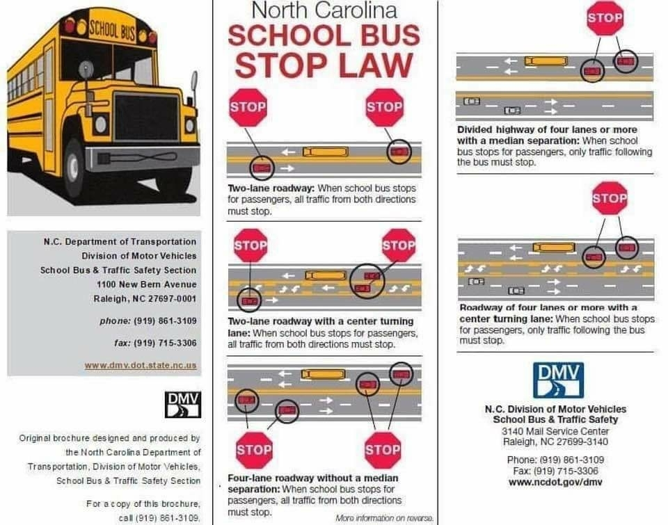bus stop laws